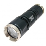 "P-ML071-PB Black Фонарь Uniel-offroad (Premium) I""ron domination -185"" CREE LED"