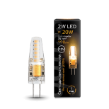 Лампа Gauss LED G4 12V 2W 2700K