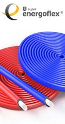 Утеплитель Energoflex Super Protect 28х9 (2м) красный по выгодной цене в интернет-магазине «ИСТОК»   Характеристики, отзывы, фото